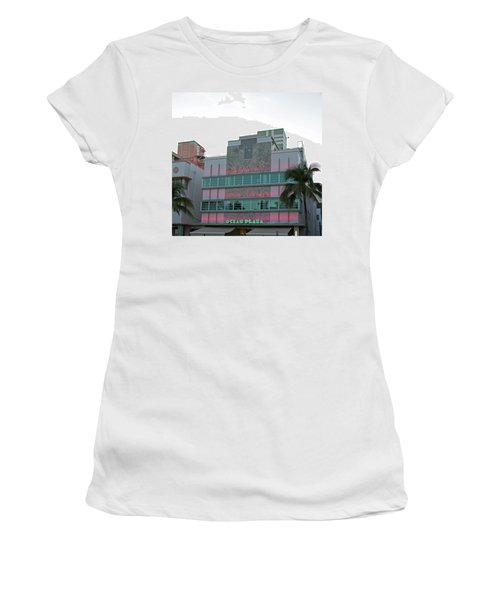 Art Deco - South Beach - Miami Beach Women's T-Shirt