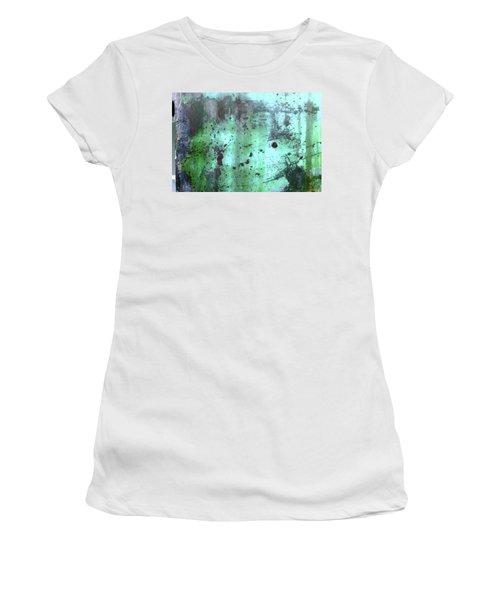 Women's T-Shirt featuring the photograph Art Print Variant 10a by Harry Gruenert