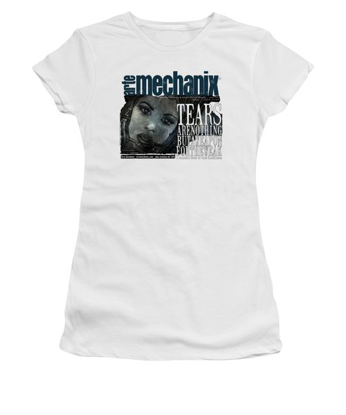 arteMECHANIX 1927 A WEAPON FOR THE WEAK  GRUNGE Women's T-Shirt