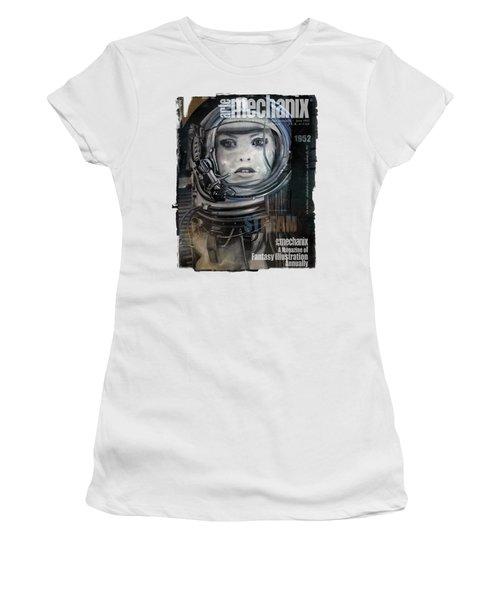 arteMECHANIX 1952 STREAM  GRUNGE Women's T-Shirt