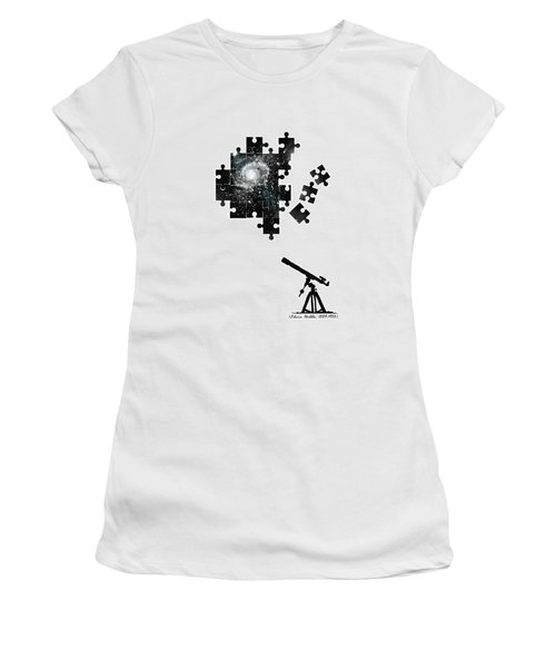 The Unsolved Mystery Women's T-Shirt