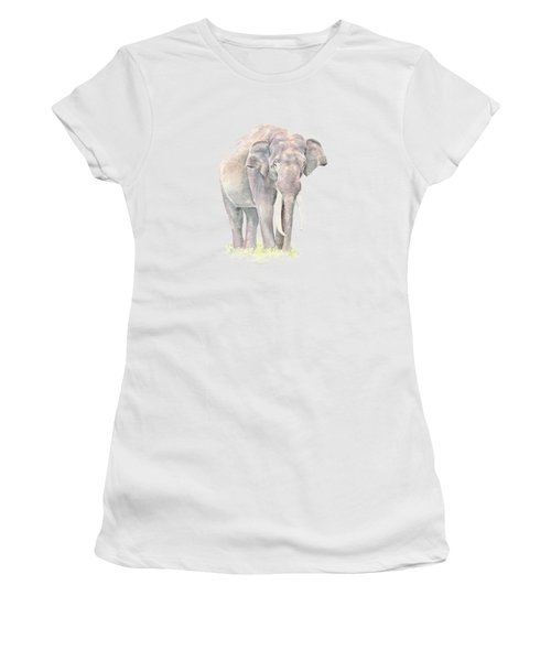 In Charge Women's T-Shirt