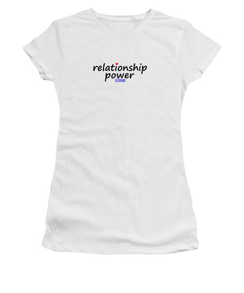Relationship Power Women's T-Shirt (Athletic Fit)
