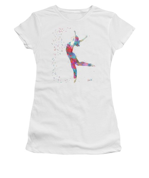 Beloved Deanna Radiating Love Women's T-Shirt