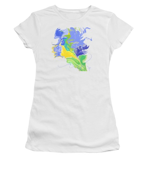 French Bouquet Women's T-Shirt