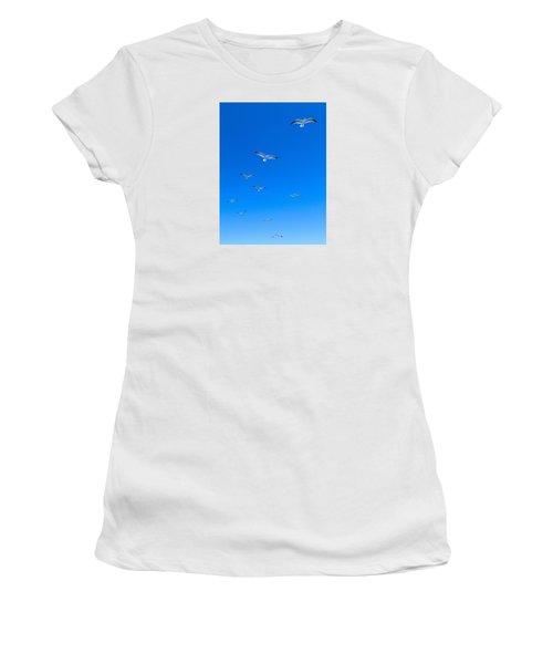 Ascending To Heaven Women's T-Shirt