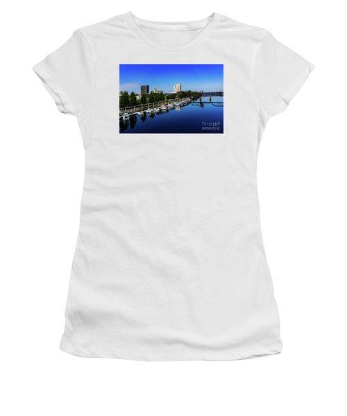 Augusta Ga Savannah River 2 Women's T-Shirt