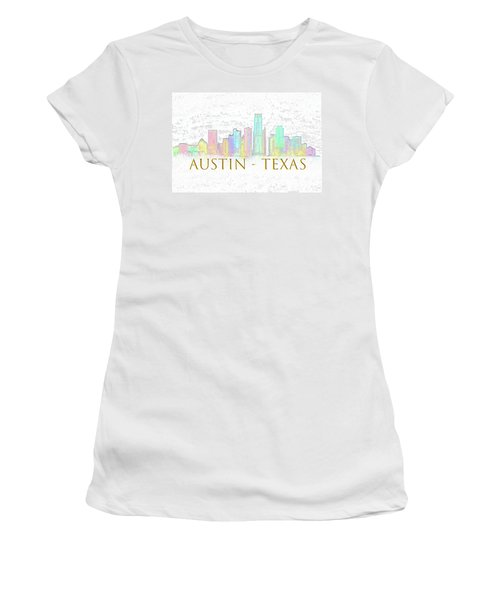 Austin Skyline Women's T-Shirt