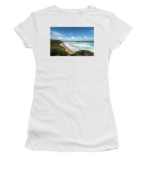 Australia Coastline Women's T-Shirt