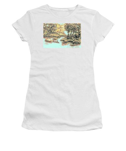 Autumn Is Here Women's T-Shirt