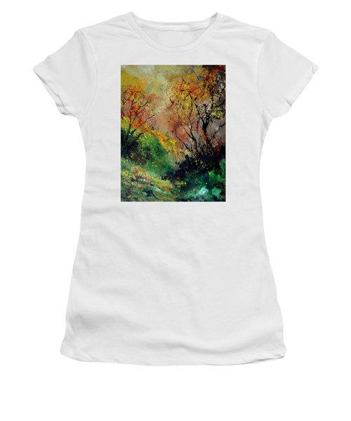 Autumn Today Women's T-Shirt