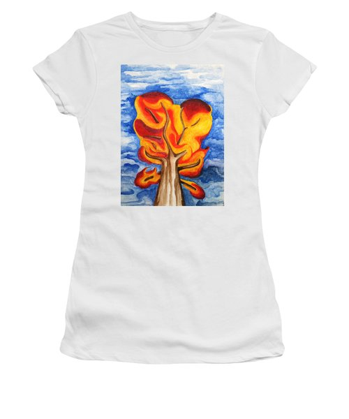 Autumn Tree 2019 II Women's T-Shirt
