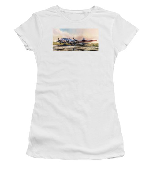 B-17g Sentimental Journey Women's T-Shirt