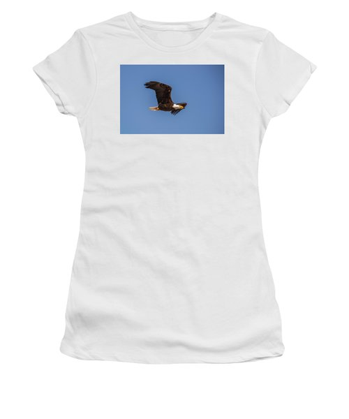 Women's T-Shirt featuring the photograph B8 by Joshua Able's Wildlife