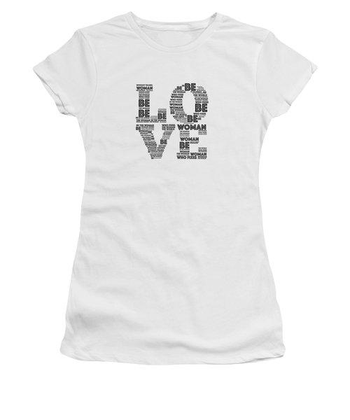Be Women's T-Shirt