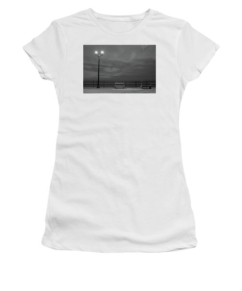 Before Dawn On The Boards Women's T-Shirt