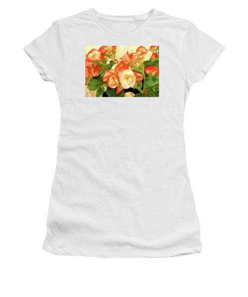 Begonia Beguiled Women's T-Shirt