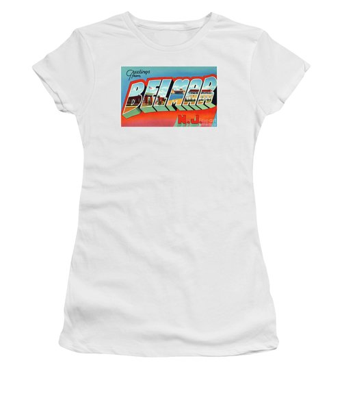 Belmar Greetings Women's T-Shirt