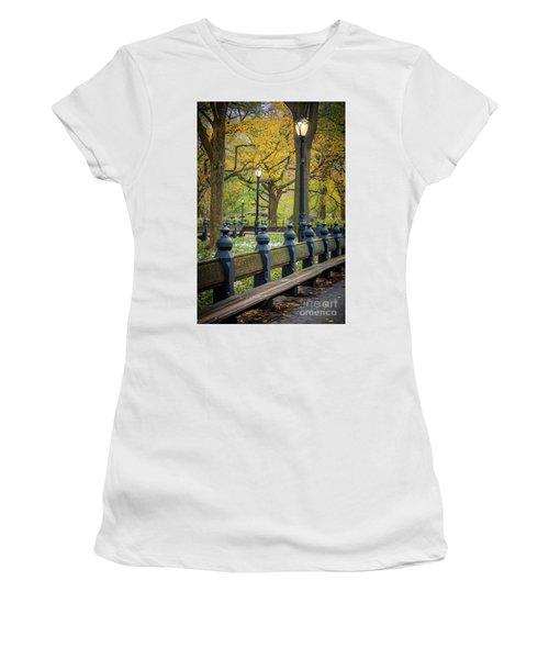 Bethesda Streetlights Women's T-Shirt