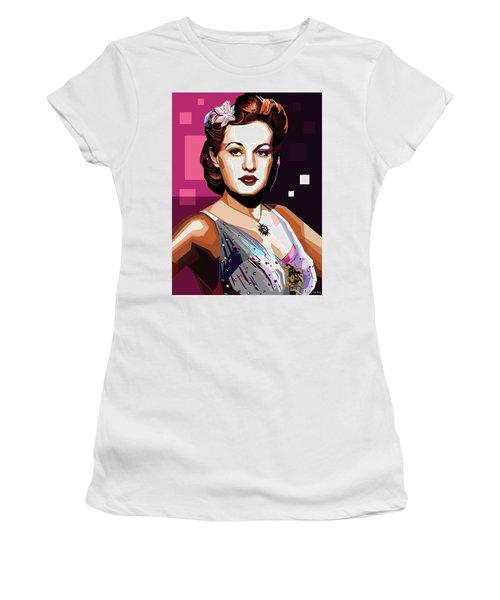 Betty Grable Women's T-Shirt