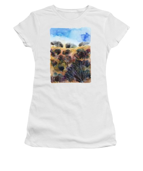 Beyond The Hills Women's T-Shirt