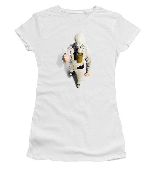 Biohazard Battle Women's T-Shirt