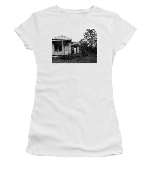 Black And White Architecture, 2 Women's T-Shirt