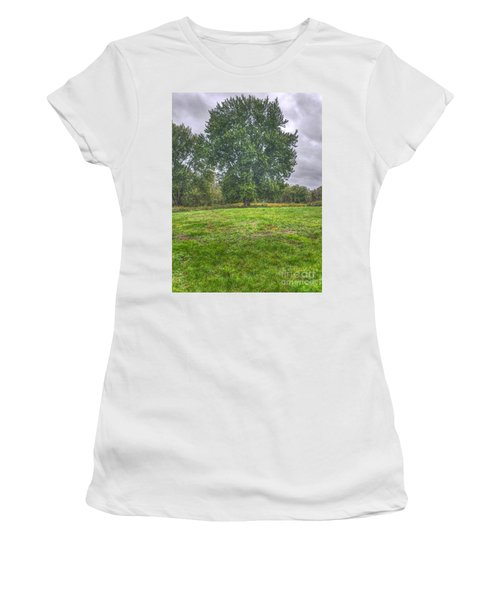 Blacklick Circle Earthwork Women's T-Shirt