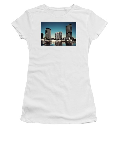 Blue Melbourne Women's T-Shirt