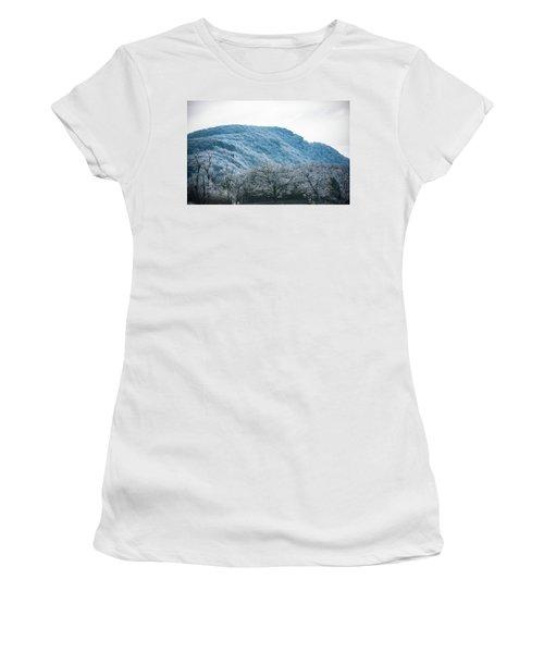 Blue Ridge Mountain Top Women's T-Shirt