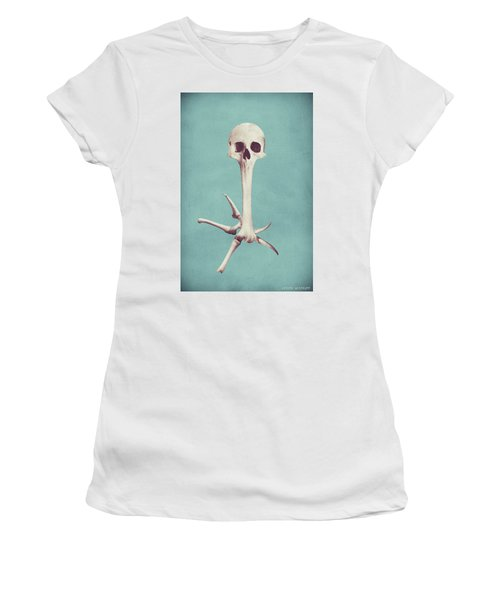 Blue Syzygy Women's T-Shirt