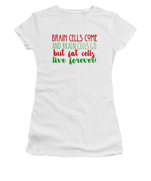 Brain Cells Women's T-Shirt
