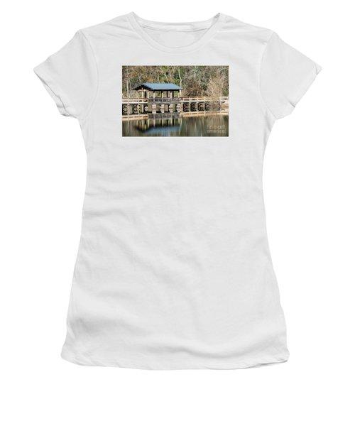 Brick Pond Park - North Augusta Sc Women's T-Shirt
