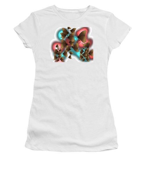 Butterfly Patterns 11 Women's T-Shirt