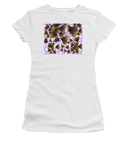 Butterfly Patterns 12 Women's T-Shirt