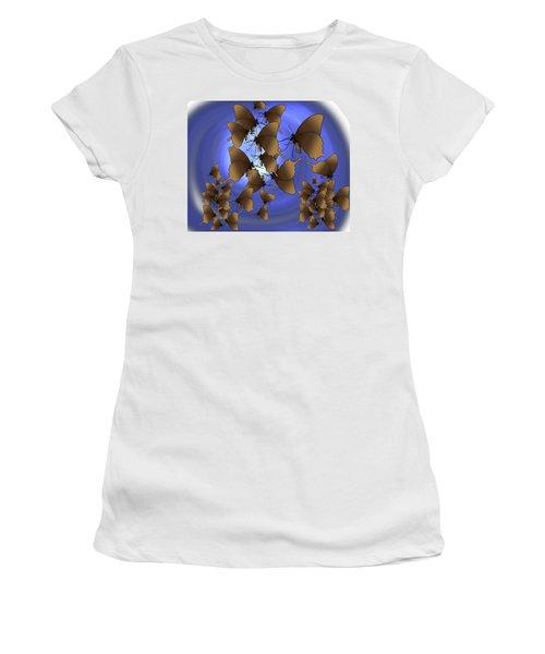Butterfly Patterns 13 Women's T-Shirt