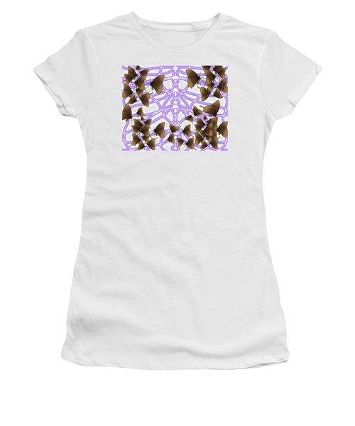 Butterfly Patterns 14 Women's T-Shirt