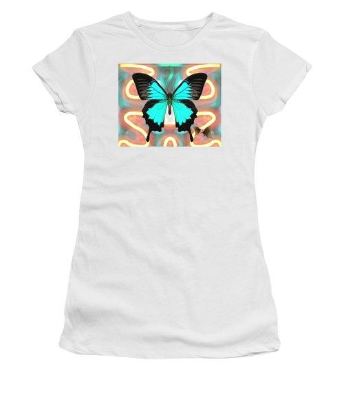 Butterfly Patterns 21 Women's T-Shirt