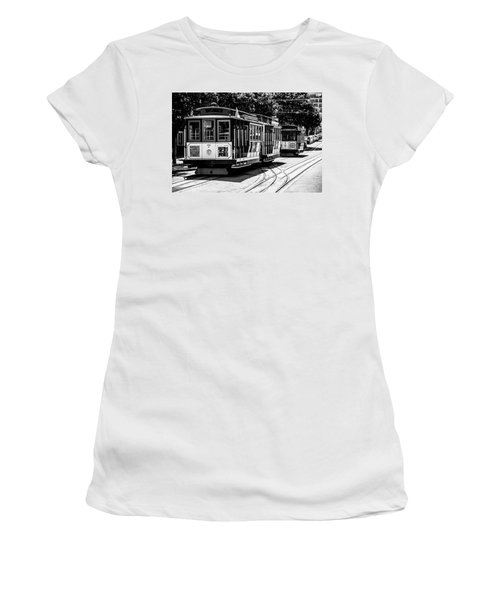 Cable Cars Women's T-Shirt