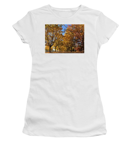Canopy Of Color Women's T-Shirt