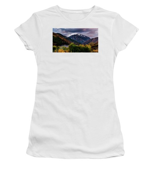 Cascade Mountain Women's T-Shirt