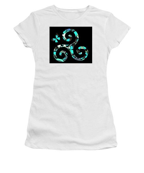 Celtic Spiral 3 Women's T-Shirt