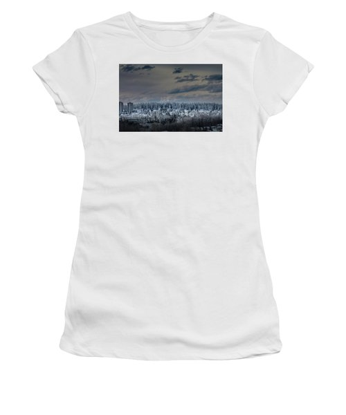 Central Park Winter Women's T-Shirt