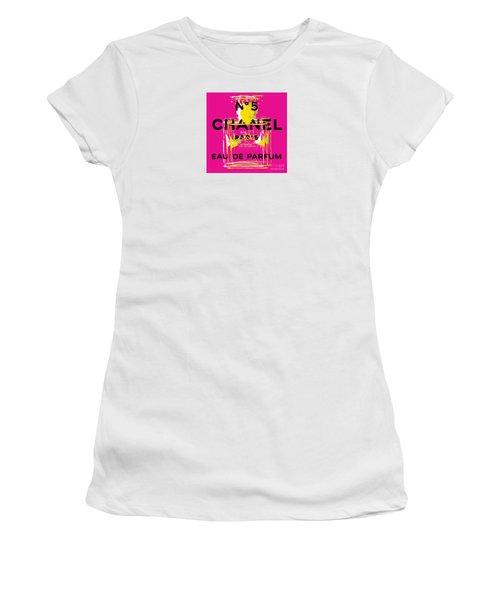 Chanel No 5 Pop Art - #3 Women's T-Shirt
