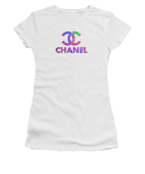 Chanel Paint Design Women's T-Shirt