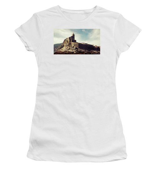 Church Of San Pietro Women's T-Shirt