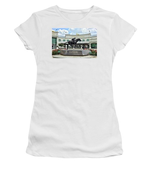 Churchill Downs Barbaro Women's T-Shirt