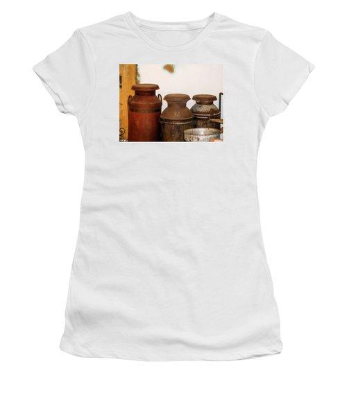 Churns For Milk  2 Women's T-Shirt