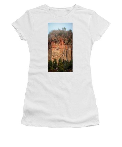 Cliff Face Women's T-Shirt