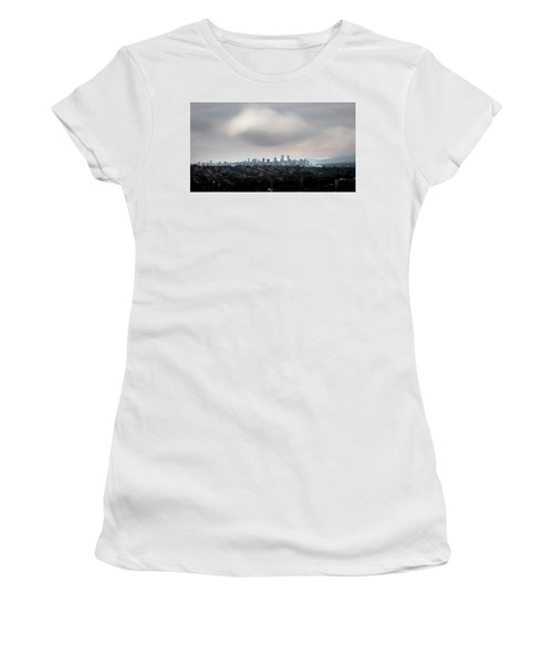 Cloud On Vancouver  Women's T-Shirt